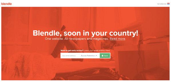 Следующий год Blendle посвятит международной экспансии. Blendle продолжит разрабатывать свою модель микроплатежей за цифровую журналистику, снижая роль рекламы и становясь полноценной альтернативой устаревающим моделям