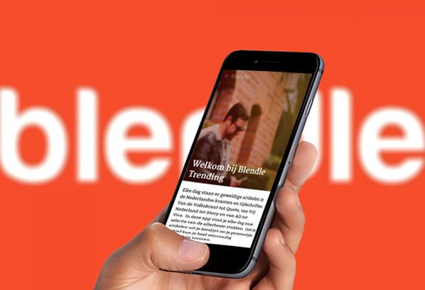Blendle: микроплатежи за статьи 365 дней спустя: год цифровой журналистики без подписок, рекламы и кликбейтов