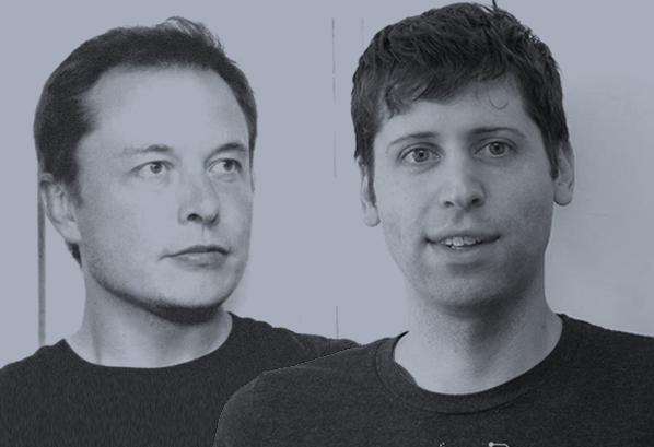 Элон Маск и Сэм Альтман запустили организацию OpenAI